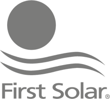 Logo: First Solar